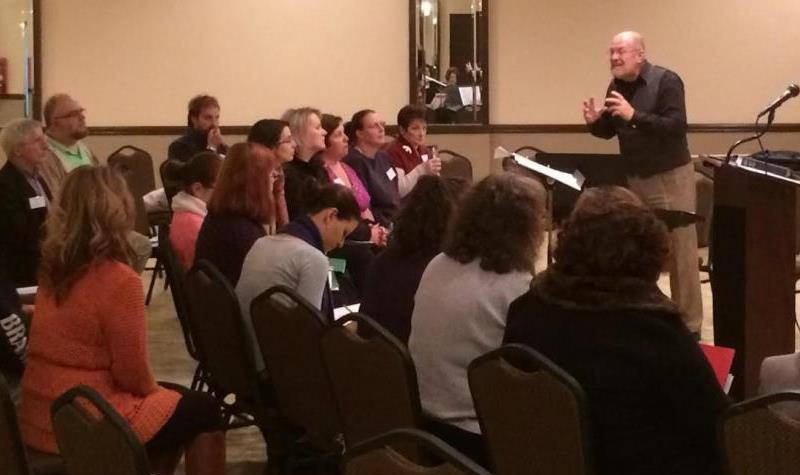 choral workshop 2014 chicago